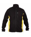 "Bluza polar. czarno-żółta, ""m"", ce, lahti"