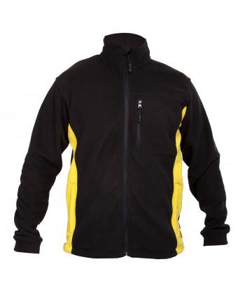 """Bluza polar. czarno-żółta, """"2xl"""", ce, lahti"""