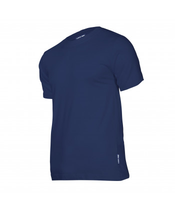 "Koszulka t-shirt 180g/m2, granatowa, ""2xl"", ce, lahti"