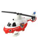 Zestaw Pojazdów Policja Helikopter Straż Monster