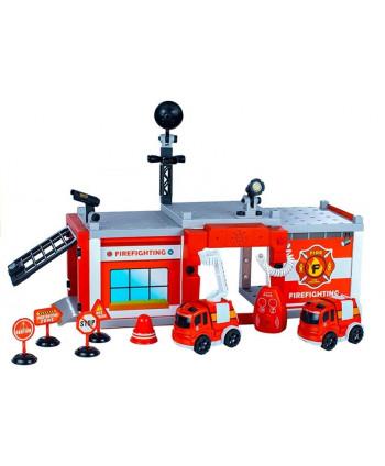 Straż Pożarna do Złożenia Autka 59 Elementów