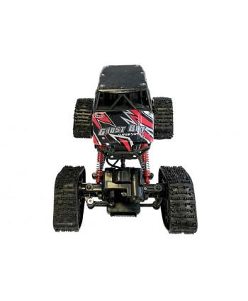 Auto Zdalnie Sterowane Terenowe R/C Czarny 4x4