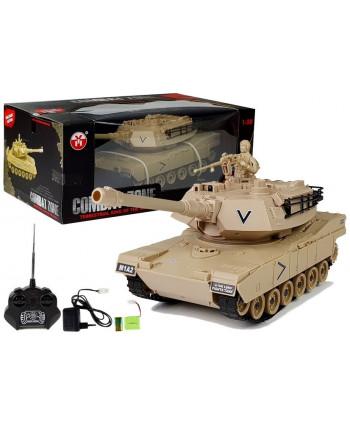 Czołg Zdalnie Sterowany Combat Ładowarka
