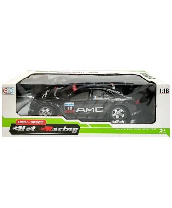Auto Zdalnie Sterowane R/C Sportowe 1:16 Czarne