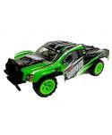 Auto Zdalnie Sterowane R/C Pick-up Zielone