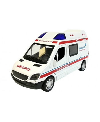 Ambulans Stacja Baza Pogotowia Ratunkowego Mikrofon i Głośnik