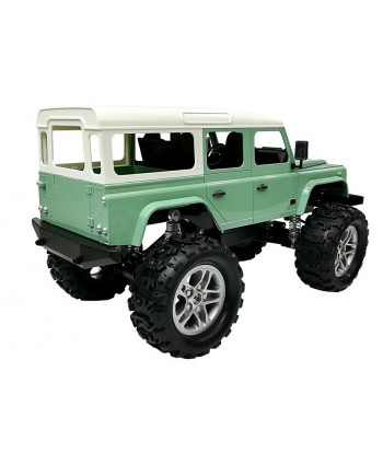 Auto Zdalnie Sterowane Jeep R/C Zielony 1:14 2.4G