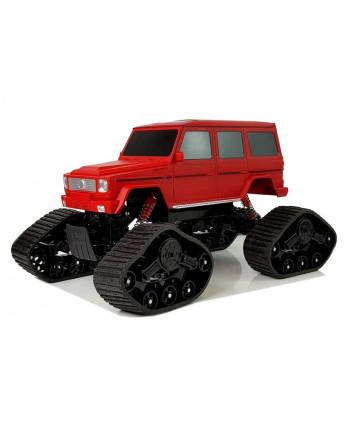 Auto Terenowe Ziemnowodne 4x4 Zdalnie Sterowane 1:12 R/C Czerwone