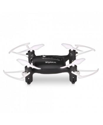 Syma X20 (2.4GHz, żyroskop, auto-start, zawis, zasięg 20m, 10.5cm) - Czarny