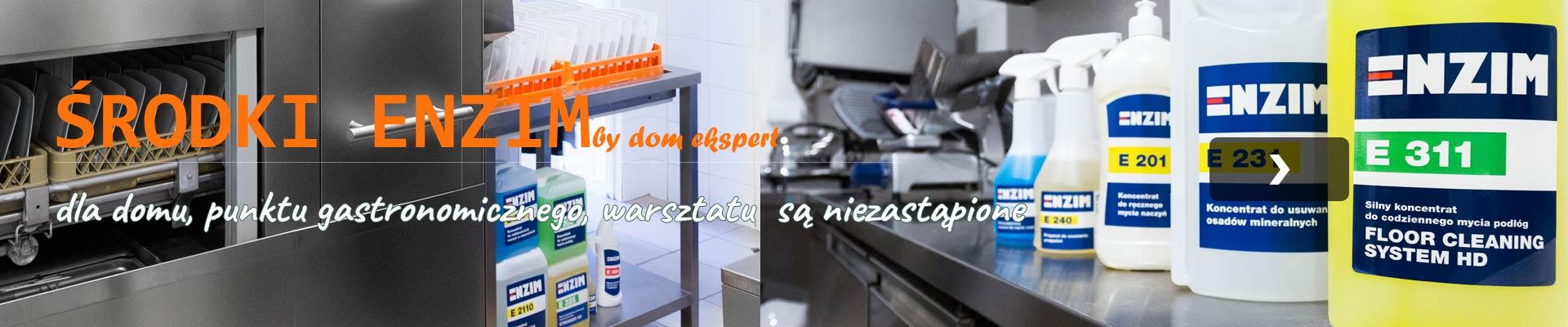 Środki czystości ENZIM